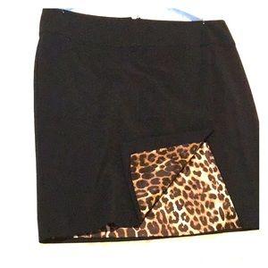 Express design studio pencil skirt high waisted